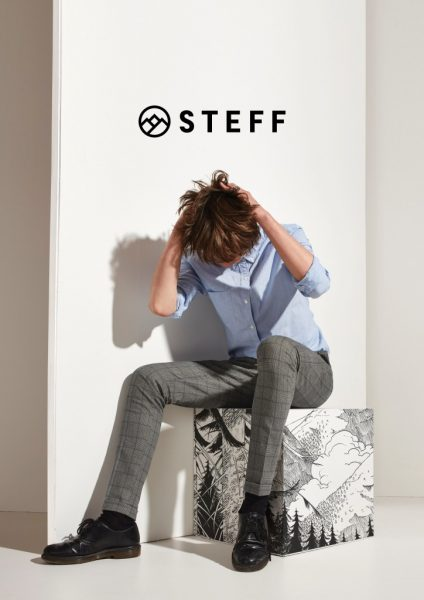 campagnebeeld AW18 STEFF
